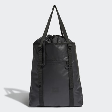 Cinch Tote Bag Czerń