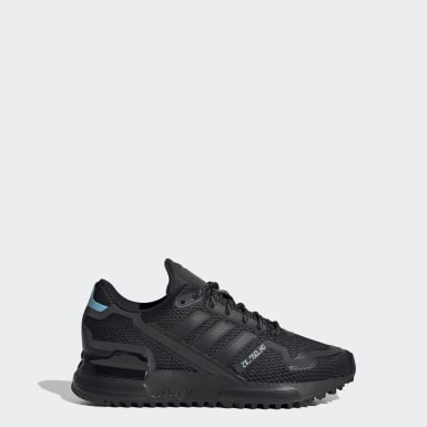 Youth Originals Black ZX 750 HD Shoes