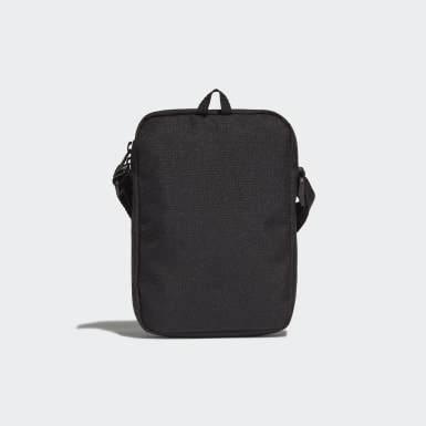 Lifestyle Black Essentials Logo Shoulder Bag