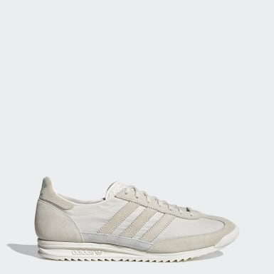 Men Originals White SL 72 Shoes