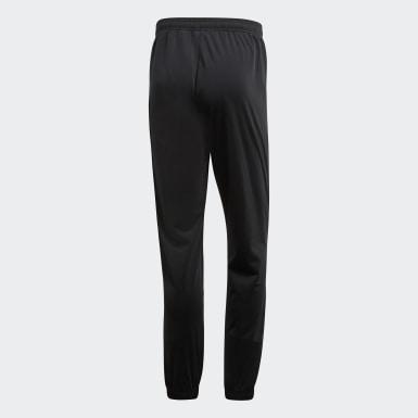 Muži Trénink černá Kalhoty Core 18