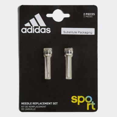 Men Soccer Grey Needle Replacement Set
