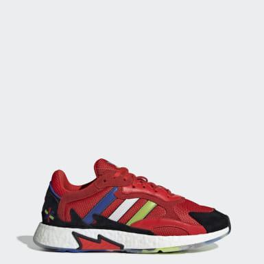 Chaussure Tresc Run Rouge Hommes Originals