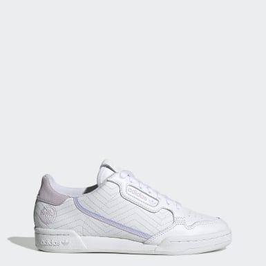 Sapatos Continental 80 Branco Mulher Originals