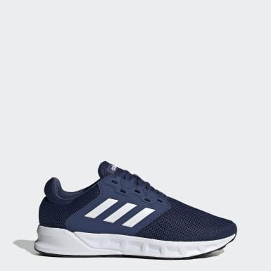 ผู้ชาย Sport Inspired สีน้ำเงิน รองเท้า Showtheway