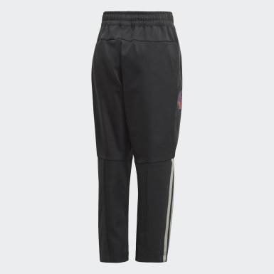 Boys Lifestyle Black Must Haves Woven Pants