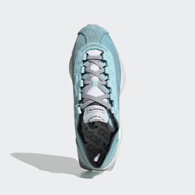 Sapatos SL 7600 Azul Mulher Originals