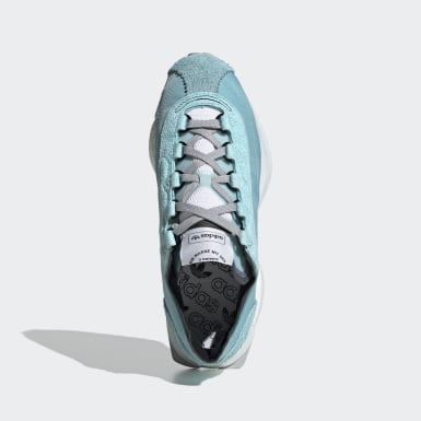 Dames Originals Blauw SL 7600 Schoenen