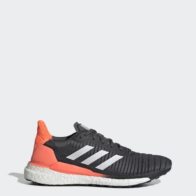 Sapatos Solar Glide 19 Cinzento Homem Running