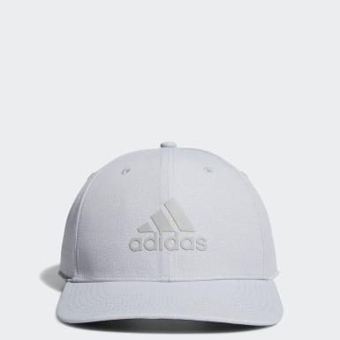 Men Golf Grey Digital Print Hat