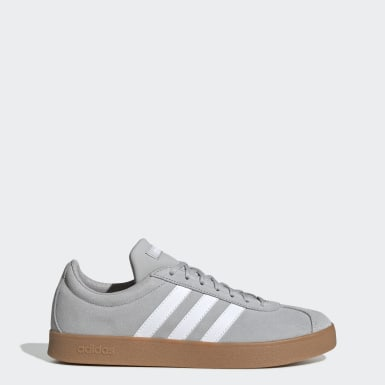 Tenis VL Court 2.0 Gris Mujer Sport Inspired