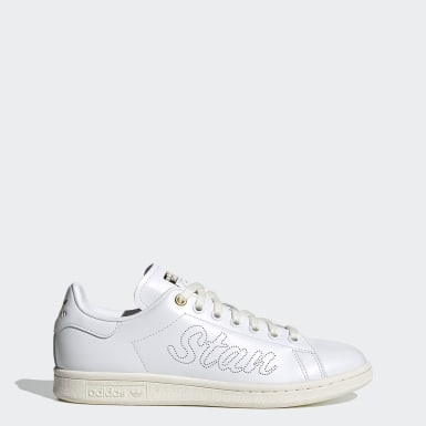 Sapatos Stan Smith Bege Mulher Originals