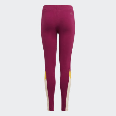 Meisjes Athletics Bordeaux Classics Legging
