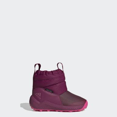 Chaussure de neige ActiveSnow WINTER.RDY Violet Filles Training