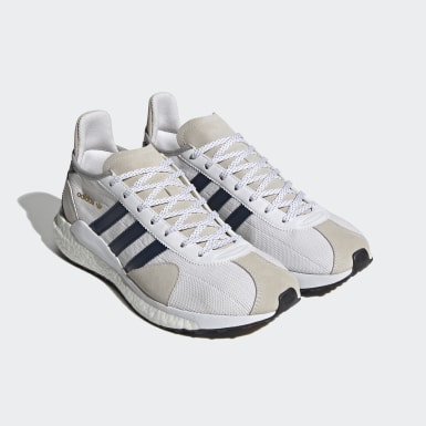 Men Originals White Human Made Tokio Solar Shoes
