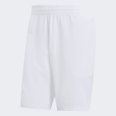 Shorts Club 9-Inch Blanco Hombre Tennis