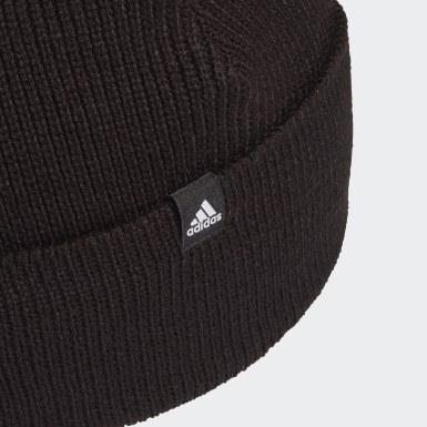 черный Шапка 3-Stripes