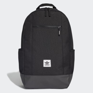 Originals Black Premium Essentials Modern Backpack