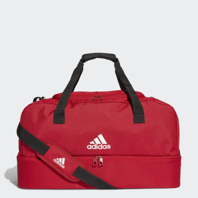 Training Red Tiro Duffel Medium