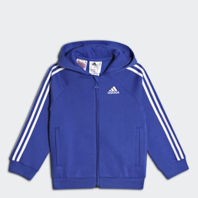 синий Толстовка Favourite Full Zip