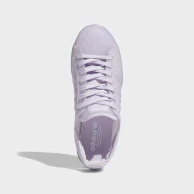 фиолетовый Кроссовки Superstar Jelly