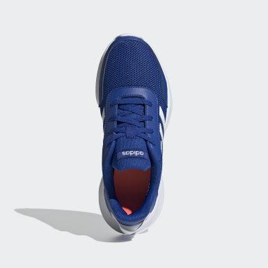 Çocuklar Koşu Mavi Tensor Ayakkabı