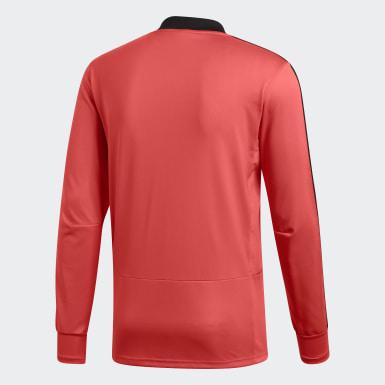 Sudadera entrenamiento Real Madrid Ultimate Rojo Hombre Fútbol