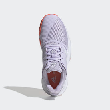 Børn Tennis Lilla CourtJam sko