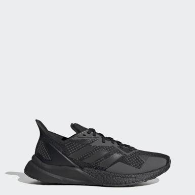 Dames Hardlopen zwart X9000L3 Schoenen