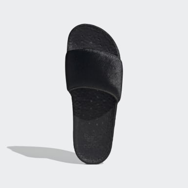 Men's Originals Black Adilette Boost Slides