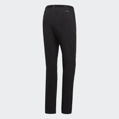 Women TERREX Black Multi Trousers
