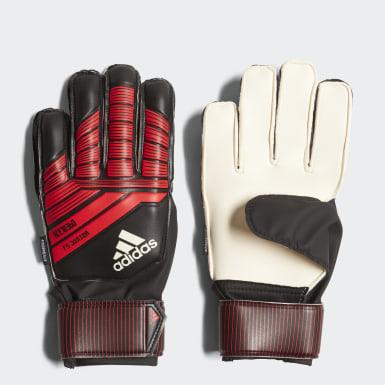 Predator Fingersave Junior Gloves