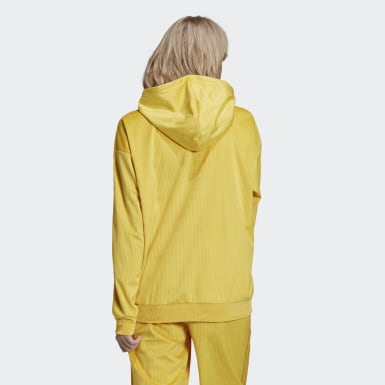 Women Originals Yellow Hoodie