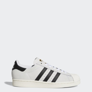 Men's Originals White Superstar Shoes