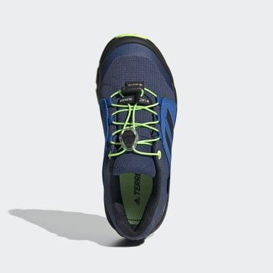 Kinderen TERREX Blauw Terrex GORE-TEX Hiking Schoenen