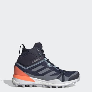 Sapatos Skychaser LT Mid GORE-TEX TERREX Azul Mulher TERREX