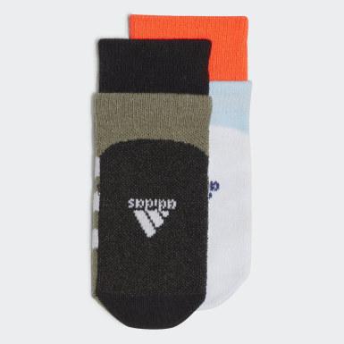 Děti Trénink modrá Ponožky – 2 páry