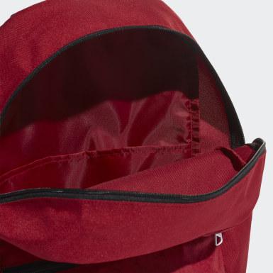 Træning Burgundy Classic 3-Stripes rygsæk
