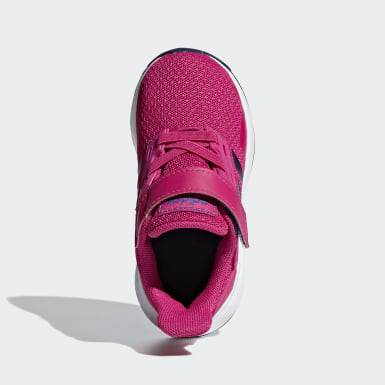 Kids Running Pink Duramo 9 Shoes