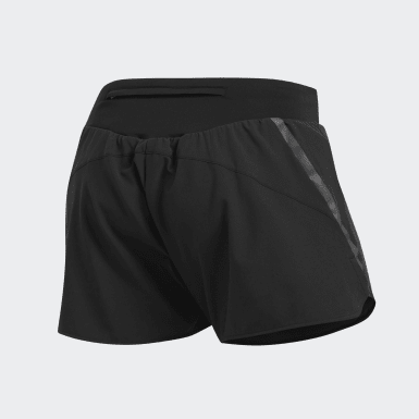 Shorts Supernova Saturday Negro Mujer Running