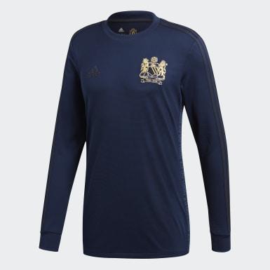 Bluza adidas Manchester United Hood B30893