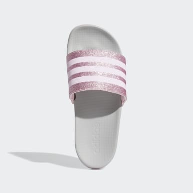 Children Essentials Pink Adilette Comfort Slides