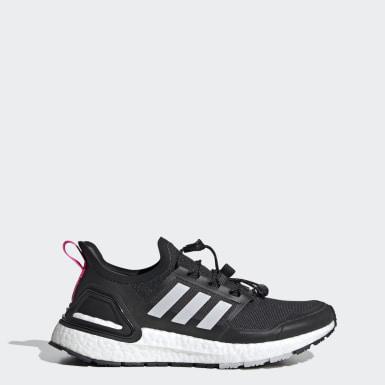 Women Running Black Ultraboost WINTER.RDY Shoes