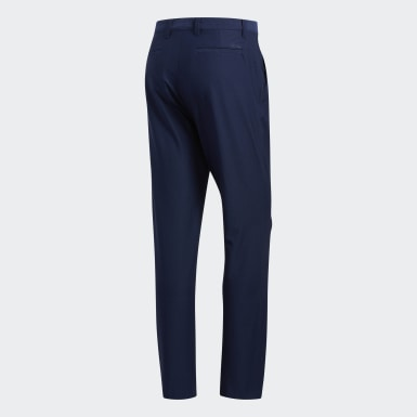 Men Golf Blue Adipure Tech Pants