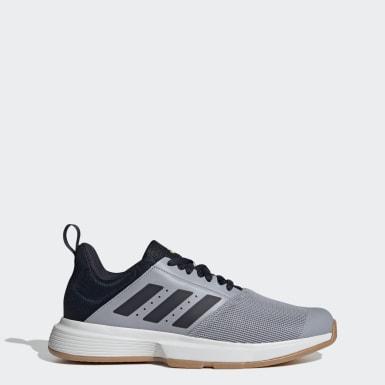Korbball Essence Indoor Schuh Grau