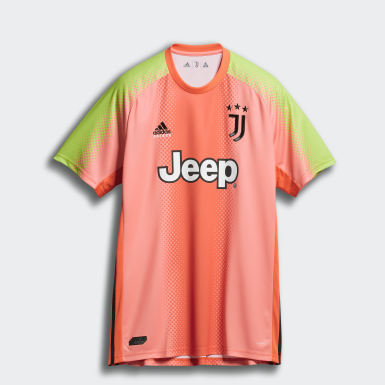 Juventus Fourth Goalkeeper Jersey