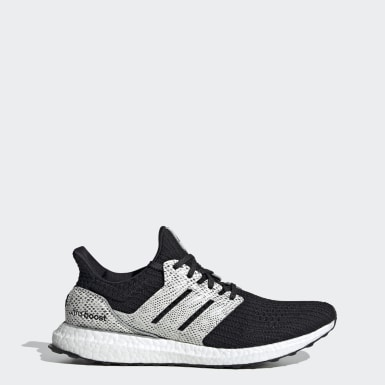 Men Running Black Ultraboost Shoes