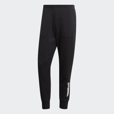 Men Originals Black NMD Sweat Pants