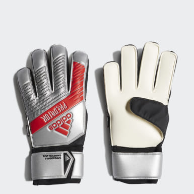 Guantes portero Predator Top Training Fingersave