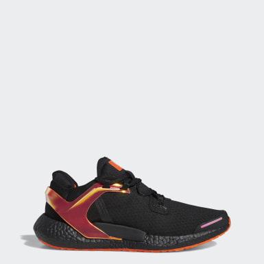 Chaussure Alphatorsion Boost noir Hommes Course